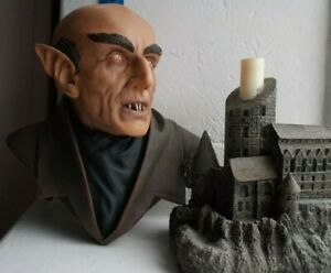 Nosferatu-Rare-Resin-Built-and-Painted-1-2-Bust-by-Jeff-Yagher-Vampire-Vampyre