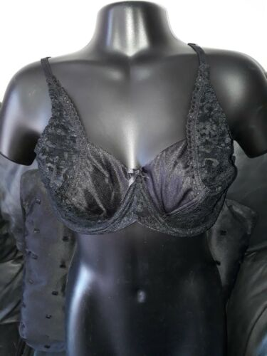 Brand New Unbranded Black Bra