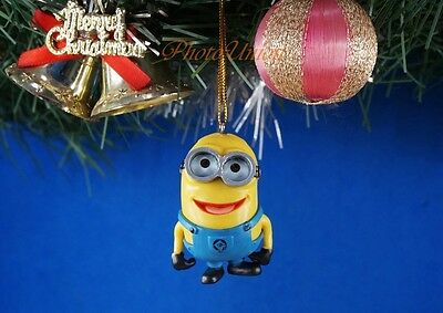 Decoration Xmas Ornament Home Party Decor Despicable Me Gru Minions Dave