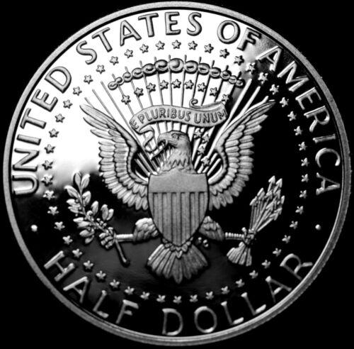 1993 S  Kennedy Mint Silver Proof Half Dollar from Original U.S Mint Proof Set