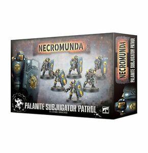 Necromunda-Palanite-Subjugator-Patrol-Warhammer-40k-Brand-New-300-46
