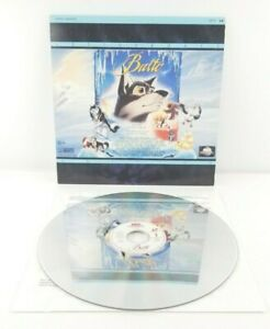 Balto-Letterboxed-Laserdisc-LD-Original-and-Authentic