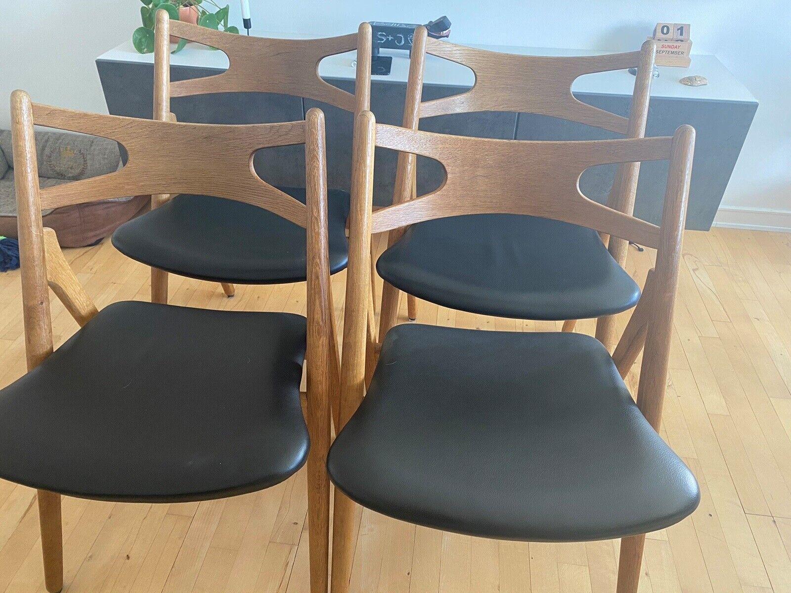 Spisebordsstol, Hans Wegner