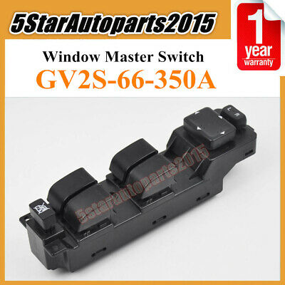 Electric Power Master Control Window Switch for Mazda 6 2006 2007 2008 OEM# GV2S-66-350