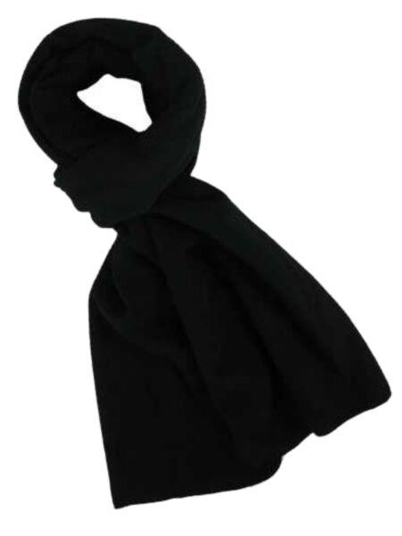 1 Hombre Unisex Polar Bufanda Bufandas Invierno Térmico Neckwear/negro-ver Gran Venta De LiquidacióN