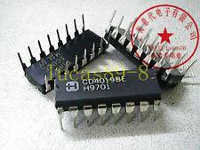 4 x CD4019BCN Quad AND-OR Select Gate NS DIP-16 4pcs