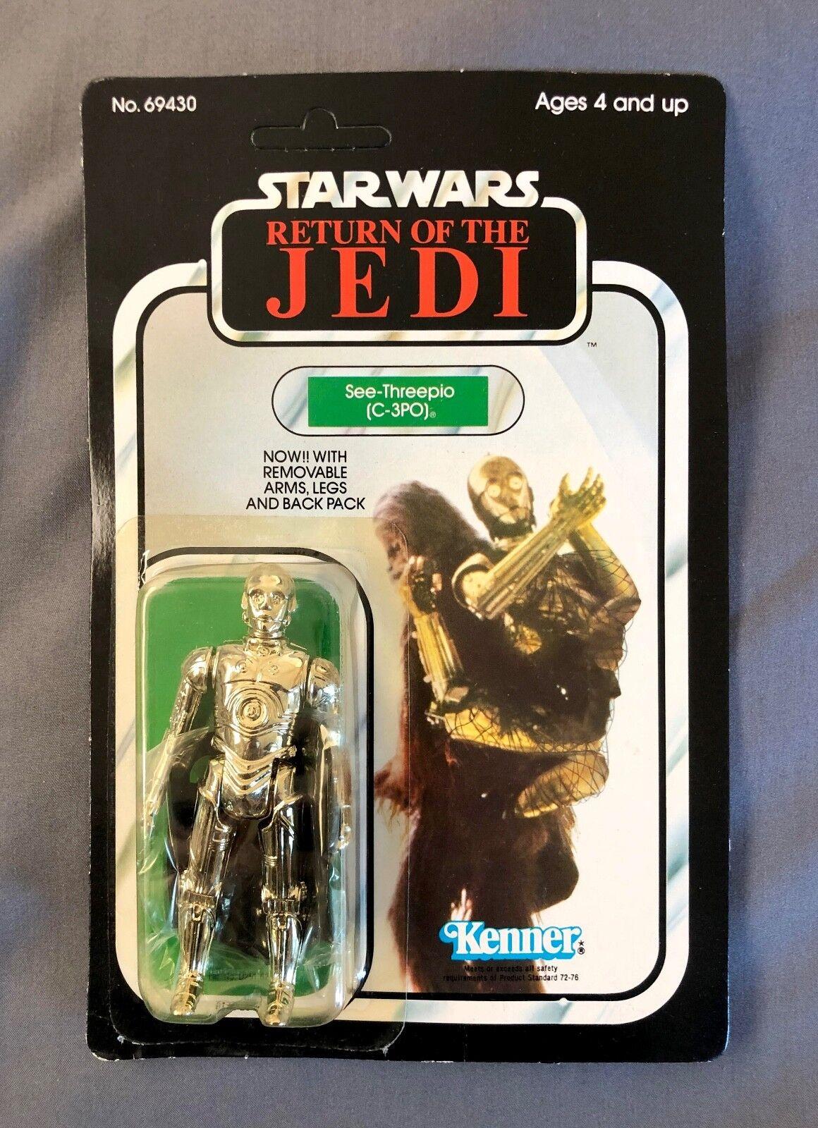 Star Wars Return of the Jedi C-3PO figure