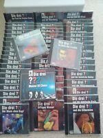 """20 CD Sammlung """"Die drei Fragezeichen"""" - SELBST mehrere Titel aussuchen! ??? 3"""