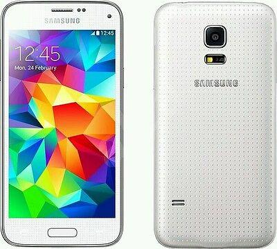 Samsung Galaxy S5 mini SM-G800F - 16GB - White Smartphone LTE Original