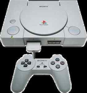 Sony-Playstation-1-PS1-Console-Bundle-Joblot-INC-MEMORY-CARD-FREE-UK-P-amp-P