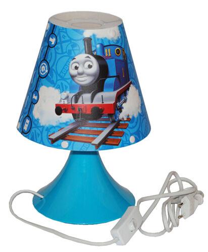 Tischlampe Thomas and Friends 29 cm hoch Eisenbahn Lok Lokomotive Lampe Stehla
