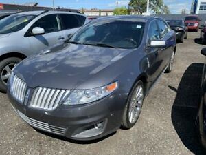 2012 Lincoln MKS 4dr Sdn 3.5L AWD w/EcoBoost