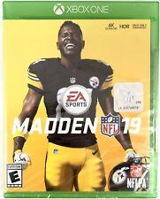 Madden NFL 19 - Xbox One 2018