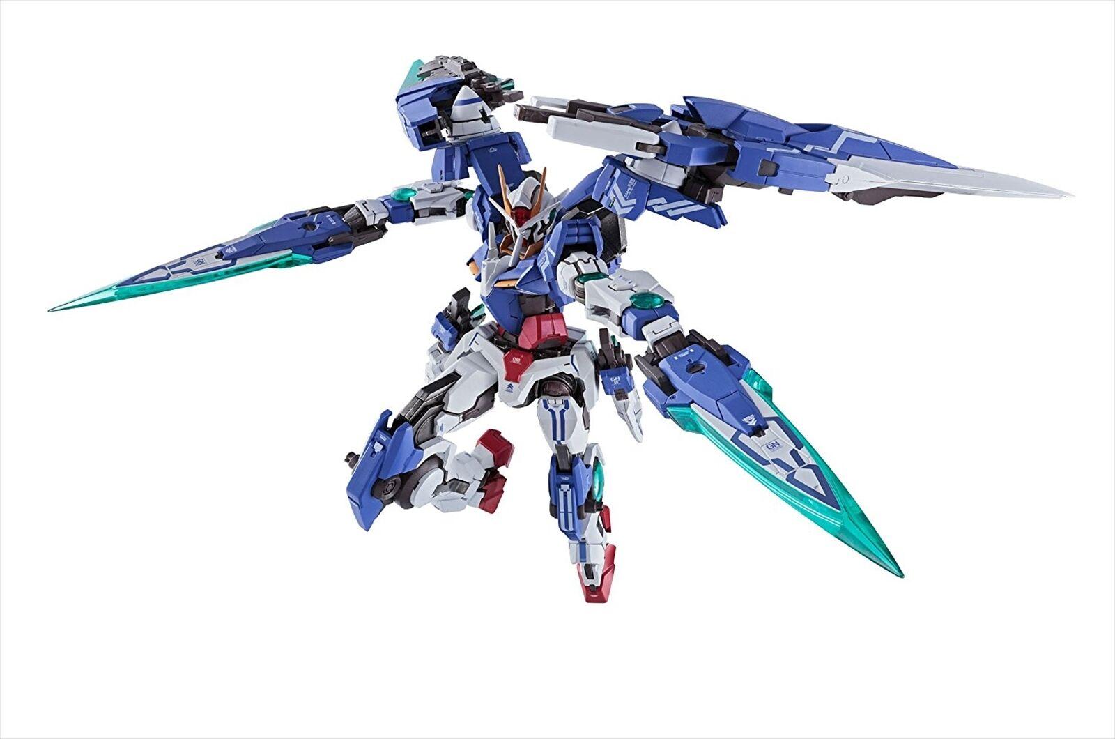 METAL BUILD Mobile Suit Gundam Double OO Gundam Seven Sword / G Action Figure