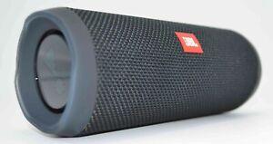 JBL-FLIP-4-Bluetooth-Lautsprecher-Soundbox-schwarz-Neu-und-OVP