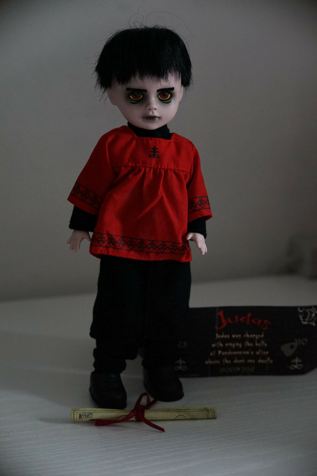 Living Dead Dolls JUDAS Doll Puppe wie neu