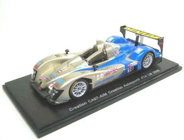 Creation ca 07-aim nº 14 2008 Lemans