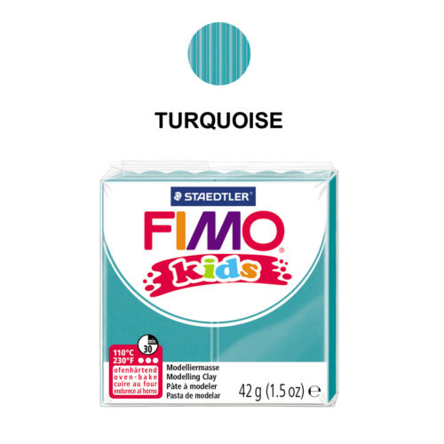 20 Different Colors Genuine FIMO® Kids Polymer Modelling Oven Bake Clay 42g