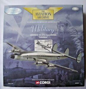 Corgi-Aviation-Archive-AA30402-Lockheed-VC-121A-Constellation-Columbine-Lt-Ed