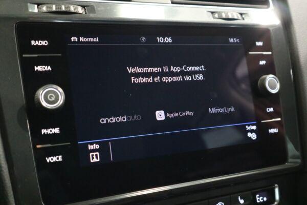 VW e-Golf VII   billede 8
