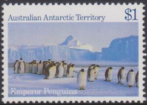 1985-AAT-Australia-Post-Design-Set-MNH-Antarctic-Scenes-Series-2