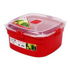 Sistema Red Microwave Klip-It Steamer 2.4L 18001102