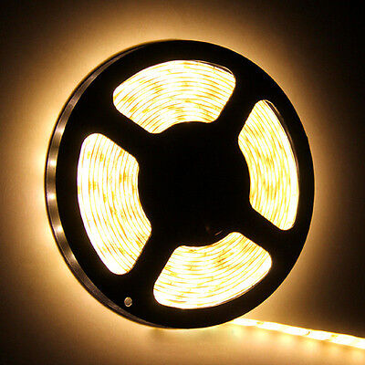 5M SMD 300LEDS 3528 5050 5630 7020 Non- Waterproof / Waterproof LED Strip Light
