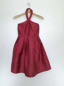 VERO-MODA-Size-XS-6-Dress-Party-Cocktail-Event-Lucy-Halterneck-RRP-55-USD-BNWT