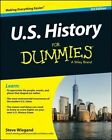 U.S. History For Dummies by Steve Wiegand (Paperback, 2014)