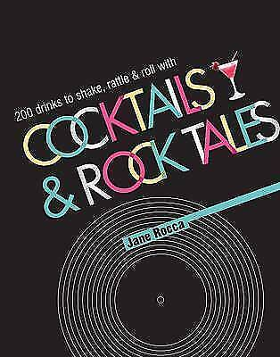 1 of 1 - Cocktails and Rock Tales Global ed by Jane Rocca (Hardback, 2013)