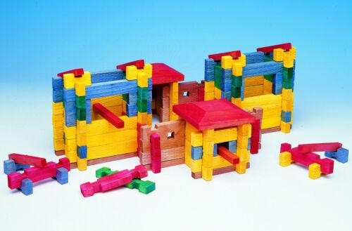 Roy Toy Woodlinks Fort Building Set, item #97010