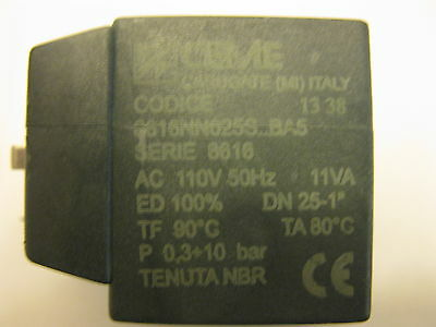 SIRAI COIL type Z614A 230V 50HZ CLASS H MADE IN ITALY