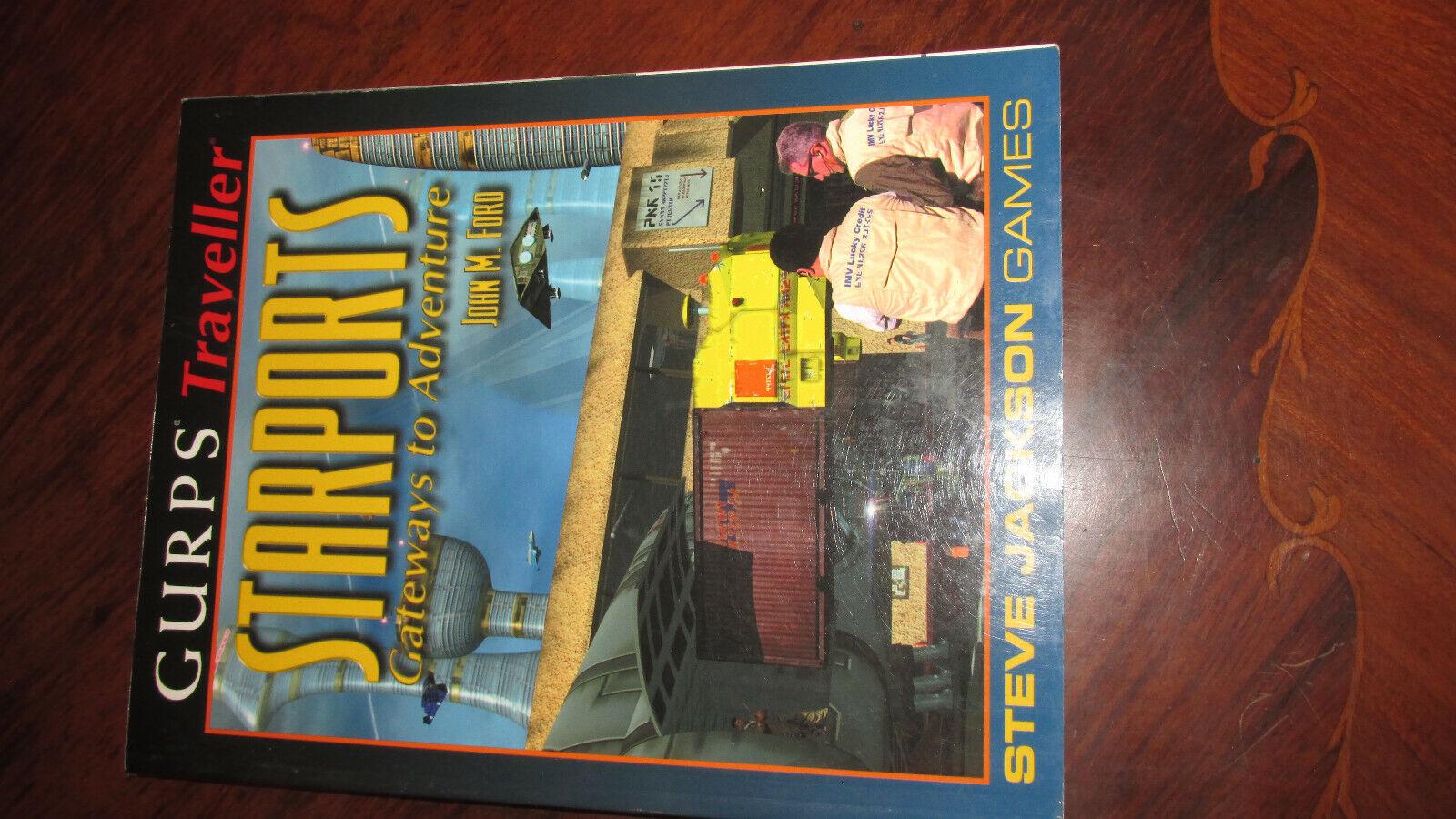 GURPS Traveller 1e-4e RPG thru the ages Basic Set free shipping