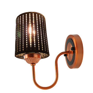 Metal Indoor Wall Lamp Sconce Aisle