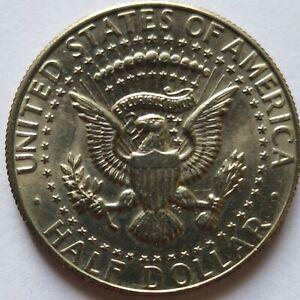 USA 1986 1/2 Dollar D coin