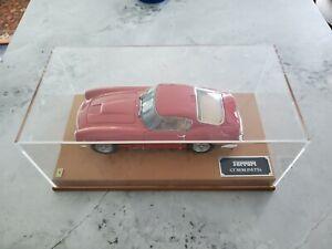 CMC 1/18 1961 Ferrari 250 GT Berlinetta Passo Corto SWB Red Diecast Model w Case