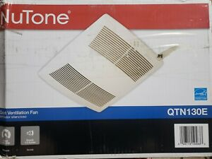 NuTone QT Series Quiet 130 CFM Ceiling Exhaust Bath Fan ...