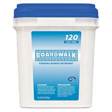Boardwalk 340lp Laundry Detergent Powder Summer Breeze 15.42 LB Bucket
