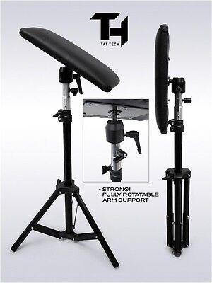 TAT TECH COMPACT ARMREST Tattoo Shop Equipment Furniture Supply (2 ...