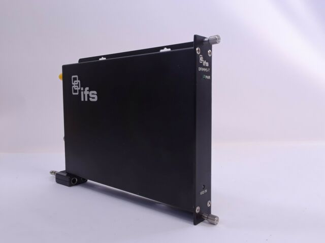 GE Security DFVMM1-T 10 Bit Multi Mode Video Transmitter #5368