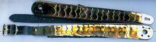 WWI:Schuppenkette f.Pickelhaube,Länge:Loch zu Loch 32,5 cm.Neuanfertigung