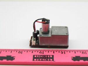 Lionel Parts ~ Fan Driven Smoke unit ~ 27 ohm
