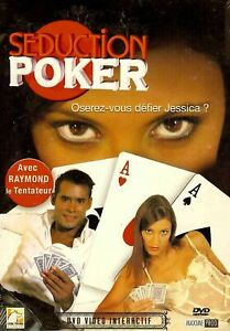 DVD-Seduction-Poker-Strip-Poker-Interactif-Occasion