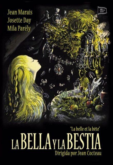 LA BELLA Y LA BESTIA - La Belle Et La Bête