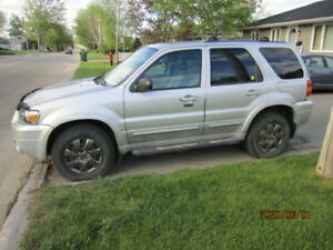 ford escape 2006 limited