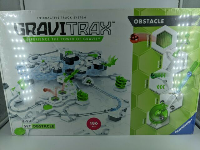NEW Ravensburger Gravitrax Obstacle Course Set STEM Engineering Educational Toy