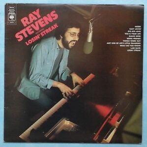 RAY-STEVENS-FEATURING-LOSIN-039-STREAK-1973-UK-11-TRACK-VINYL-LP-RECORD