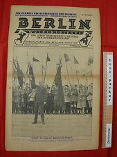 BERLIN WOCHENSPIEGEL 1926 Nr. 20