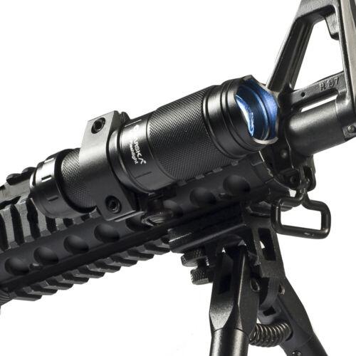 BA11403 Barska Lumen High Power DEL Zoom Tactique lampe de poche attacher à carabine