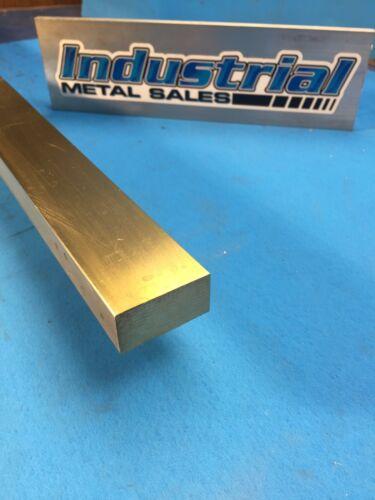 """3//4/"""" x 1-1//2 x 12/""""-Long 360 Brass Flat Bar -/>.750/"""" x 1.500/"""" 360 Brass Flat Bar"""